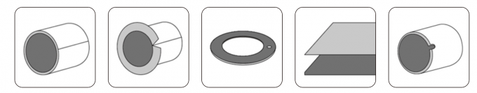 bushing type flange size thrust washer