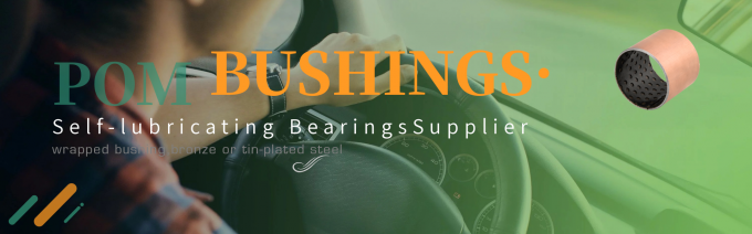 Self Lubricating Plain Bearing